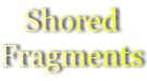Shored Fragments logo